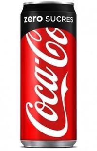 illustration Coca-Cola Zero